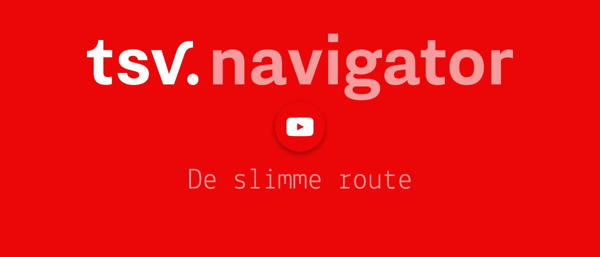 TSV Navigator De slimme route